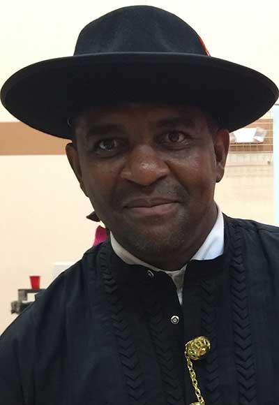 """Mazi Okoroafor """"Duke"""" Maduagwu"""